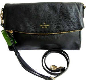 Kate Spade Shoulder/Crossbody/Clutch Leather Shoulder Bag