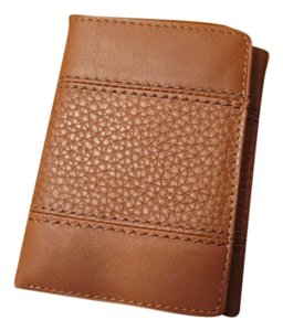 Perry Ellis Brand new Genuine Leather Mens wallet Perry Ellis Portfolio name brand