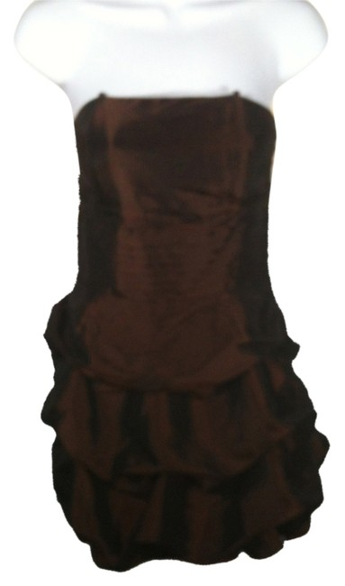 Preload https://item4.tradesy.com/images/moa-usa-chocolate-758-mini-night-out-dress-size-4-s-5992588-0-0.jpg?width=400&height=650