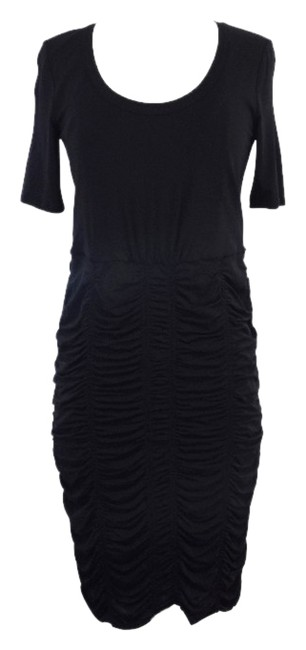 Preload https://item2.tradesy.com/images/burberry-black-sleeve-gathered-above-knee-short-casual-dress-size-8-m-5995066-0-0.jpg?width=400&height=650