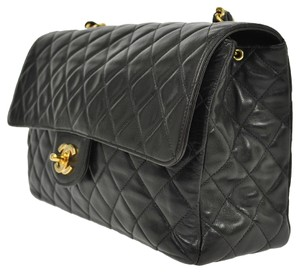 Chanel Quilted Cc Logos Shoulder Bag