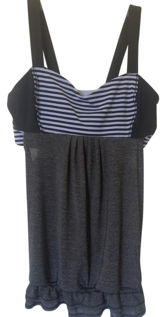 Preload https://item5.tradesy.com/images/lululemon-black-with-periwinkle-stripes-on-track-activewear-top-size-10-m-31-5996644-0-0.jpg?width=400&height=650