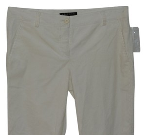 Theory New With Tag Skinny Skinny Pants ivory