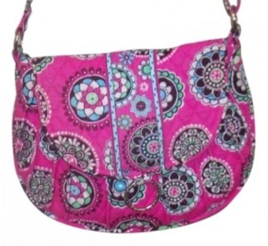 Preload https://img-static.tradesy.com/item/6001/vera-bradley-multi-pink-100-cotton-cross-body-bag-0-0-540-540.jpg