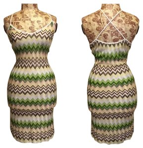 Missoni short dress Multicolor Strappy Sexy Designer on Tradesy