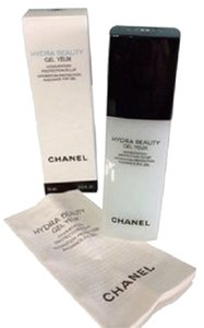 Chanel CHANEL HYDRA BEAUTY GEL YEUX Hydration Protection Radiance Eye Gel 15 ml/0.5 oz , New in Box.