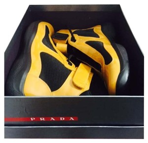 Prada Goldish-yellow Athletic