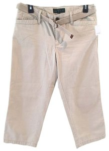 Ralph Lauren Capri Cropped Pants Capri/Cropped Denim-Light Wash