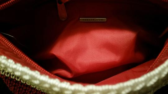 The Sak Satchel in Red, White and Blue