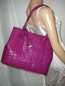 Brahmin Tote in purple