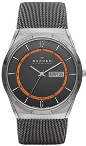Skagen Denmark Skagen Men's Grey Analog Watch U0445L2