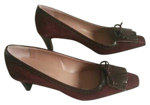Massimo Baldi Leather Massimo Baldi Bordo Pumps