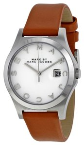 Marc Jacobs Marc by Marc Women's Silver Analog Watch MBM1356