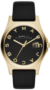 Marc Jacobs Marc by Marc Women's Gold Analog Watch MBM1357