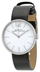 Marc Jacobs Marc by Marc Women's Silver Analog Watch MBM1365