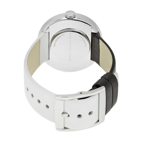 Marc Jacobs Marc by Marc Women's Silver Analog Watch MBM1366