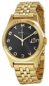 Marc Jacobs Marc by Marc Women's Gold Analog Watch MBM3315
