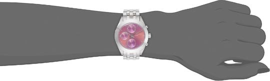 Marc Jacobs Marc by Marc Women's Silver Analog Watch MBM3372
