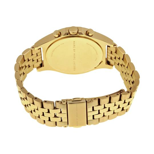 Marc Jacobs Marc by Marc Women's Gold Analog Watch MBM3379