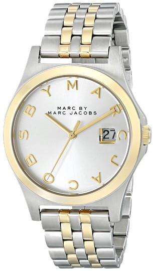 Marc Jacobs Marc by Marc Women's Silver Analog Watch MBM3381