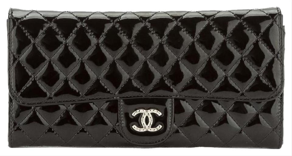 14edfc9e3 Chanel Chanel Black Patent WOC Wallet on Chain (Authentic Pre Owned) Image  0 ...
