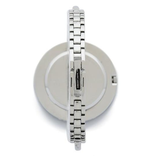Marc by Marc Jacobs Marc by Marc Women's Silver Analog Watch MBM3397