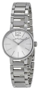 Marc Jacobs Marc by Marc Women's Silver Analog Watch MBM3404
