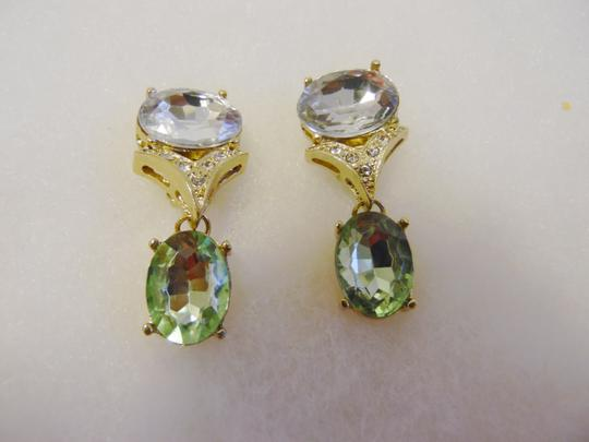 Scaasi SCAASI Crystal Earrings