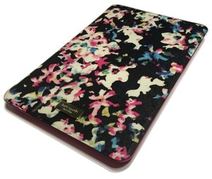 Kate Spade Kate Spade Newbury Lane iPad Mini Slim Hard Case Folio WIRU0327 Grainy Vinyl cbrmltflrl (988)