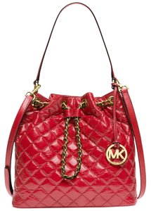 86d7c4c144fb Michael Kors Leather Bags - Up to 90% off at Tradesy