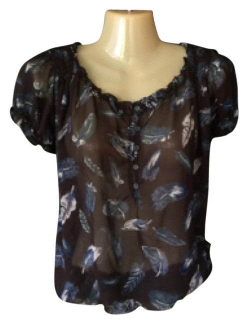 One Clothing Top Brown