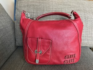 Miu Miu Hobo Bag