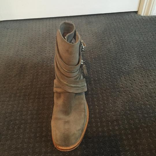 Vince Camuto Light Brown Boots