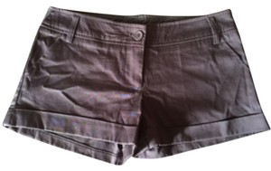 Forever 21 Cuffed Shorts Grey