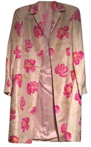 Due per Due petites only at Bloomingdales Creme silk Jacket