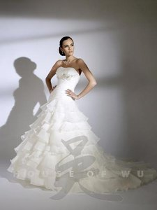 House Of Wu 19841 Wedding Dress