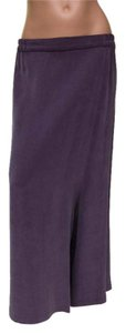 Arlene Wohl One Of A Kind Unique Maxi Skirt Purple