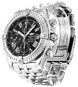Breitling BREITLING CHRONOMAT EVOLUTION A13356 STAINLESS STEEL MEN'S WATCH