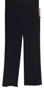 INC International Concepts Boot Cut Pants Blac