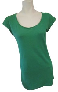 Divided by H&M Shirt Shirt Size Cotton Shirt T Shirt Green