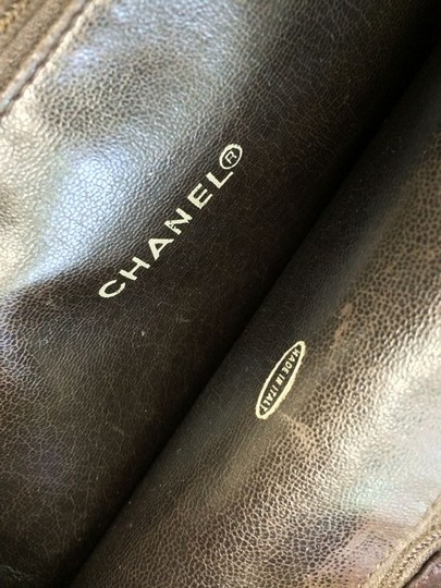 Chanel Gold Hardware Lambskin Shoulder Bag