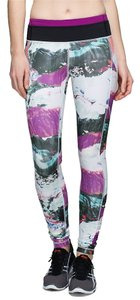 Lululemon Lululemon Speed Tight III *All Full-On Luxtreme Size 8 pigment wave multi/black/regal plum