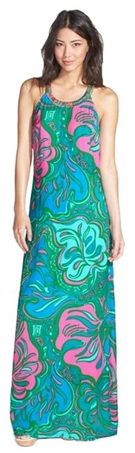 Multi Maxi Dress by Lilly Pulitzer