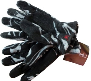 Ed Hardy Ed Hardy Live to Ride Fleece Camo Gloves