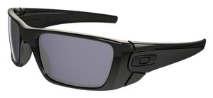 Oakley Oakley Black/Grey Lens OO9096-05 Sunglasses