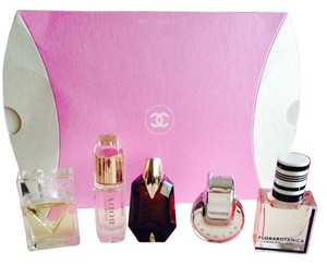 Thierry Mugler Miniatura Collection set of 5