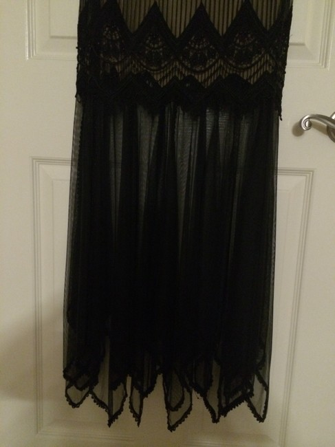 Edward Achour Paris Designer Vintage Evening Dress
