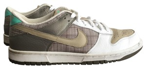 Nike Dunks Lo Dunks Dunks Lo Peach Beige, Tartan, White, & Mint Green Athletic