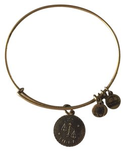Alex and Ani Libra Charm Bangle