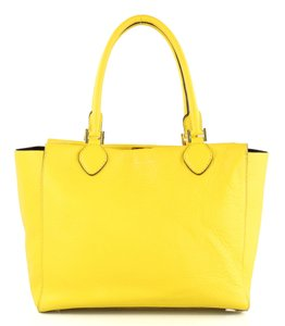 Michael Kors Miranda Sun Tote in Yellow Sun